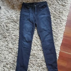 Kancan high waisted stretch skinny jeans 28